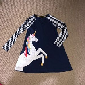 4 mini Boden girl dresses 5-6 & 6-7